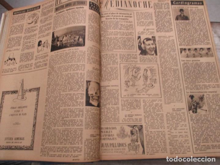 Coleccionismo de Revista Destino: DOS TOMOS REVISTA DESTINO AÑO 1952 - DEL 778 AL 803 CORRELATIVOS - 26 EJEMPLARES CON DOS EXTRAS - Foto 5 - 142700734