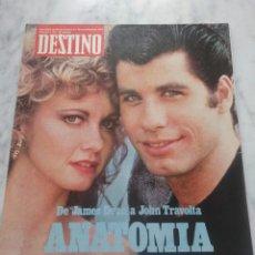 Coleccionismo de Revista Destino: ANATOMIA DEL MITO. REVISTA DESTINO.. Lote 146881228