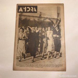 REVISTA AHORA 1933