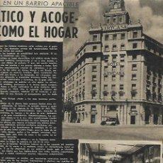 Coleccionismo de Revista Destino: AÑO 1952 DANZAS IBIZA EN GALES HOTEL ARYCASA BARCELONA PARTIDO COMUNISTA FRANCES HOLIDAY ON ICE . Lote 150300718