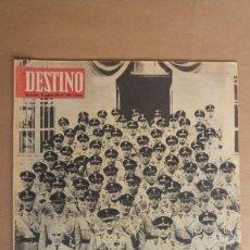 Coleccionismo de Revista Destino: DESTINO. CRISIS EN GRECIA, ANDRES VILLA, CALACEITE, MAURICE YVAIN NANCY CARROLL, DEPORTE EUROPEO. Lote 155268046