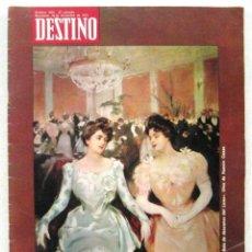 Coleccionismo de Revista Destino: DESTINO - REVISTA Nº 1839 - DICIEMBRE 1972. Lote 158208798