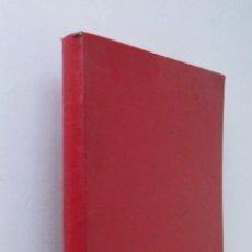 Coleccionismo de Revista Destino: NUEVE REVISTAS DESTINO - ENCUADERNADAS EN TOMO - AÑO 1960. Lote 166088354