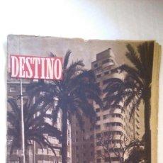 Coleccionismo de Revista Destino: PERODICO DESTINO ( NUMERO DEDICADO A BARCELONA). Lote 175526648