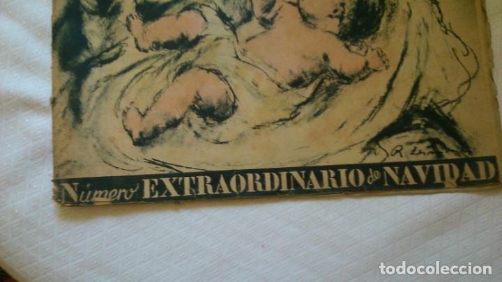 Coleccionismo de Revista Destino: periodico destino ( numero extraordinario navidad) - Foto 2 - 175527384