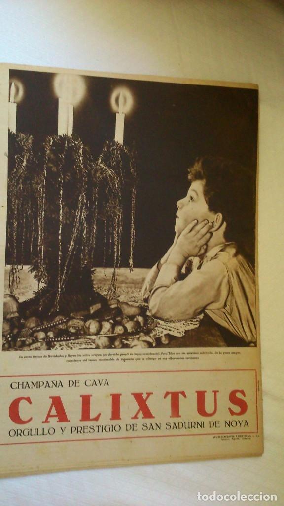 Coleccionismo de Revista Destino: periodico destino ( numero extraordinario navidad) - Foto 3 - 175527938