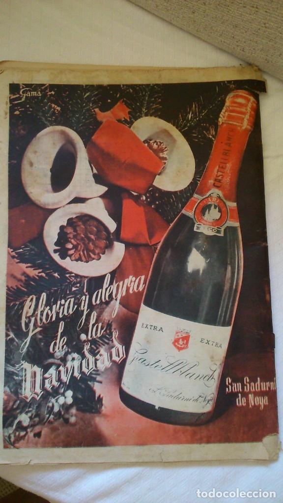 Coleccionismo de Revista Destino: periodico destino años 1940 ( numero navidad) - Foto 3 - 175530664