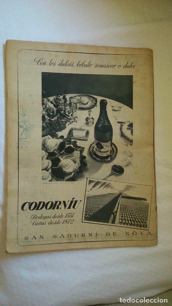 Coleccionismo de Revista Destino: periodico destino año 1956 - Foto 3 - 175531039