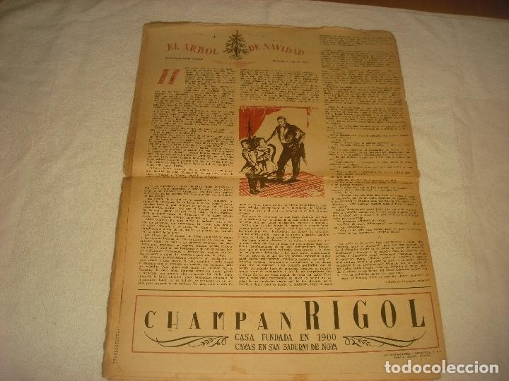 Coleccionismo de Revista Destino: DESTINO N. 335 . 18 DE DICIEMBRE DE 1943. EN PORTADA EL GENERAL AMERICANO MAC ARTHUR.... - Foto 2 - 177375034