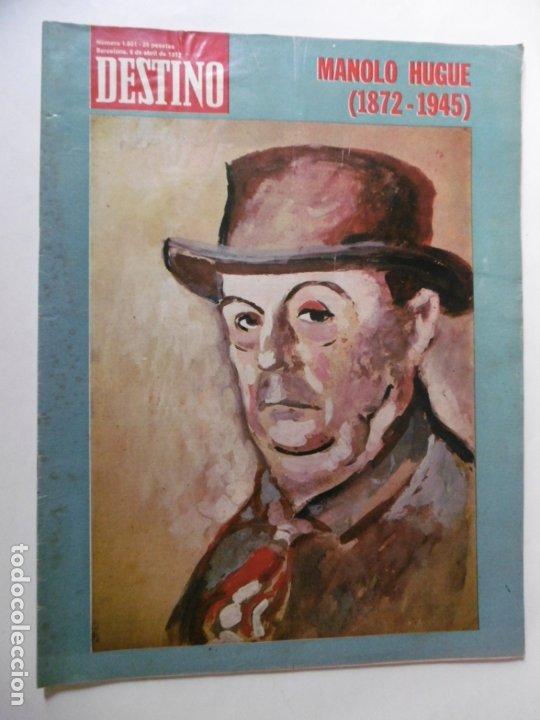 Coleccionismo de Revista Destino: REVISTA DESTINO - 36 REVISTAS DIFERENTES DEL AÑO 1972 - Foto 3 - 178331147
