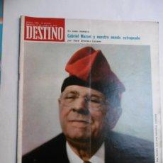 Coleccionismo de Revista Destino: REVISTA DESTINO - 41 REVISTAS DIFERENTES DEL AÑO 1973. Lote 178359391