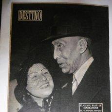 Coleccionismo de Revista Destino: REVISTA DESTINO - Nº 888 - EL GLAUI, BAJA DE MARRAQUEX. Lote 178784152