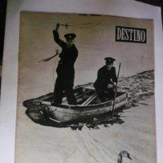 Coleccionismo de Revista Destino: REVISTA DESTINO - Nº 861 - EL DIABLO DE PAPINI O QUIEN ES MAS DIABLO DE LOS DOS. Lote 178784311