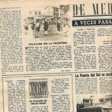Colecionismo da Revista Destino: AÑO 1950 FIESTA MAYOR GRACIA VINO LA VIÑA EN CATALUÑA ORRIUS ULLASTRELL ESBART CERDANYA CONTRAPAS. Lote 10793068