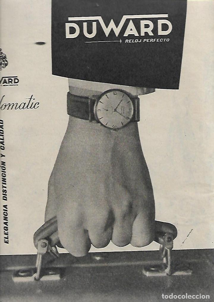 Coleccionismo de Revista Destino: 1961 ITALIA FIGUERAS A LIBANO EN 600 ARGENTONA TAHULL ROMANICO SABADELL JUAN MONTLLOR PUJALT DUWARD - Foto 3 - 10896677