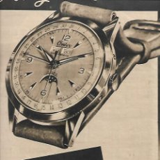 Coleccionismo de Revista Destino: AÑO 1953 PLA RAMBLAS SEGARRA CONDE DE RUISEÑADA GIRONA JOSE ROIG I REVENTOS RELOJ CONTEX PUBLICIDAD. Lote 10951442