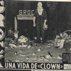 Coleccionismo de Revista Destino: AÑO 1953 VICTORIA DE LOS ANGELES MALLORCA YER ORFEO GRACIENC CIRCO PAYASO CLOWN GROCK. Lote 11616196