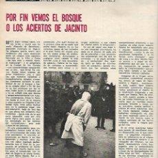 Coleccionismo de Revista Destino: AÑO 1970 MERCAT EL BORN LLEIDA FERRAN SOLDEVILA JACINT ESTEVA CINE LEJOS DE LOS ARBOLES ETERNA MATIC. Lote 11728348