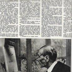 Coleccionismo de Revista Destino: AÑO 1971 RON BACARDI DANONE BAGUES PINTURA MAURICE UTRILLO ARQUITECTURA BRAMANTE MILAN. Lote 11757909
