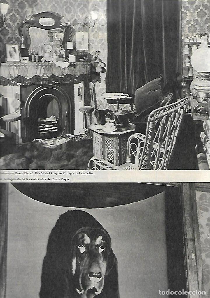 Coleccionismo de Revista Destino: AÑO 1971 ESPECIAL LA NOVELA POLICIACA AGHATA CHRISTIE REGLAS VAN DINE SHERLOCK HOLMES DETECTIVE CINE - Foto 6 - 11760491
