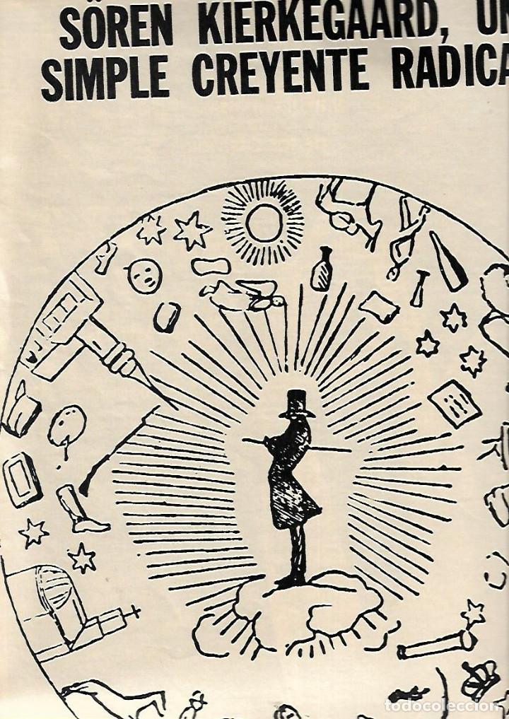 Coleccionismo de Revista Destino: AÑO 1970 ESPECIAL COPENHAGUE HISTORIA PORNOGRAFIA ELSINOR COCINA NORDISK ANDERSEN SOREN KIERKEGAARD - Foto 3 - 11775262