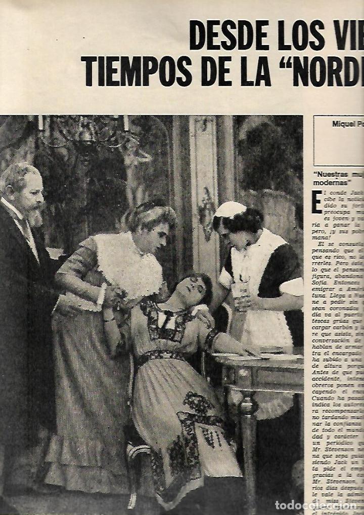 Coleccionismo de Revista Destino: AÑO 1970 ESPECIAL COPENHAGUE HISTORIA PORNOGRAFIA ELSINOR COCINA NORDISK ANDERSEN SOREN KIERKEGAARD - Foto 7 - 11775262