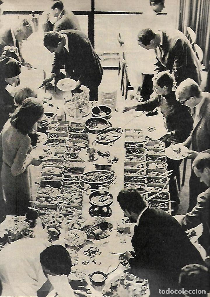 Coleccionismo de Revista Destino: AÑO 1970 ESPECIAL COPENHAGUE HISTORIA PORNOGRAFIA ELSINOR COCINA NORDISK ANDERSEN SOREN KIERKEGAARD - Foto 8 - 11775262