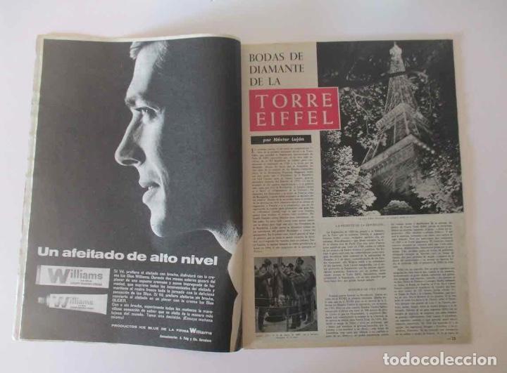 Coleccionismo de Revista Destino: REVISTA DESTINO - AÑO 1964 - ESPAÑA CAMPEONA MUNDIAL DE HOCKEY, GUAYANA, LA HISTORIA ROLLS ROYCE... - Foto 2 - 190721978
