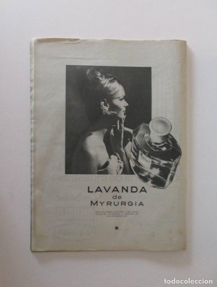 Coleccionismo de Revista Destino: REVISTA DESTINO - AÑO 1964 - ESPAÑA CAMPEONA MUNDIAL DE HOCKEY, GUAYANA, LA HISTORIA ROLLS ROYCE... - Foto 4 - 190721978