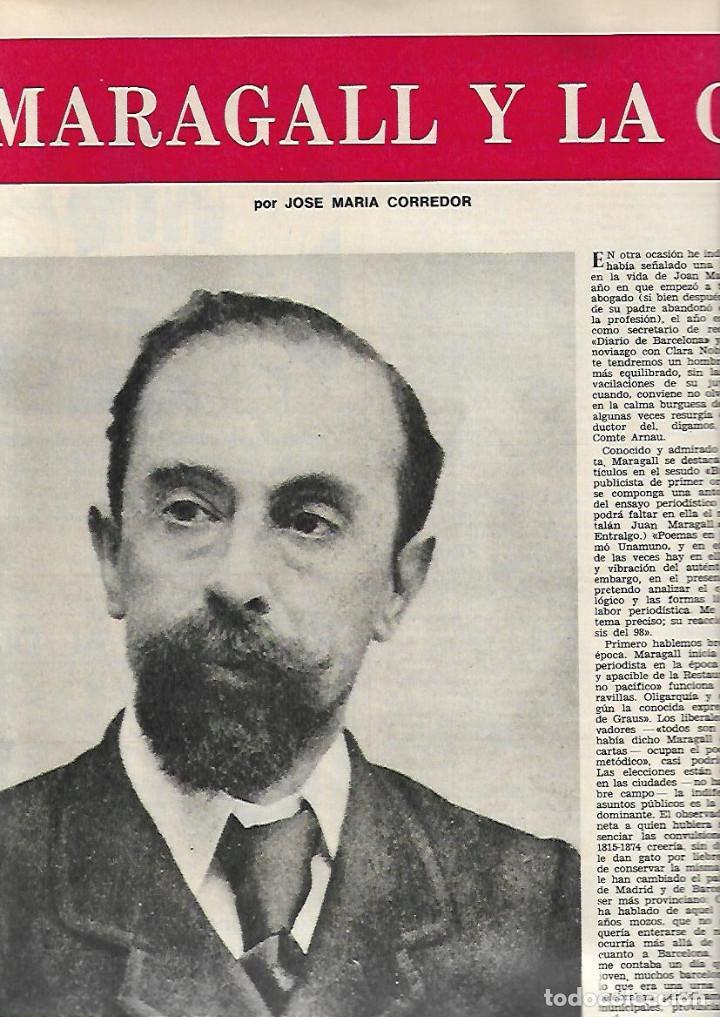 ÑO 1968 ASESINATO MARTIN LUTERO KING MARAGALL Y LA CRISIS DEL 98 SEAT 850 COUPE SIBILAS LAGO PILATOS (Coleccionismo - Revistas y Periódicos Modernos (a partir de 1.940) - Revista Destino)
