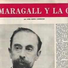 Coleccionismo de Revista Destino: ÑO 1968 ASESINATO MARTIN LUTERO KING MARAGALL Y LA CRISIS DEL 98 SEAT 850 COUPE SIBILAS LAGO PILATOS. Lote 11931343