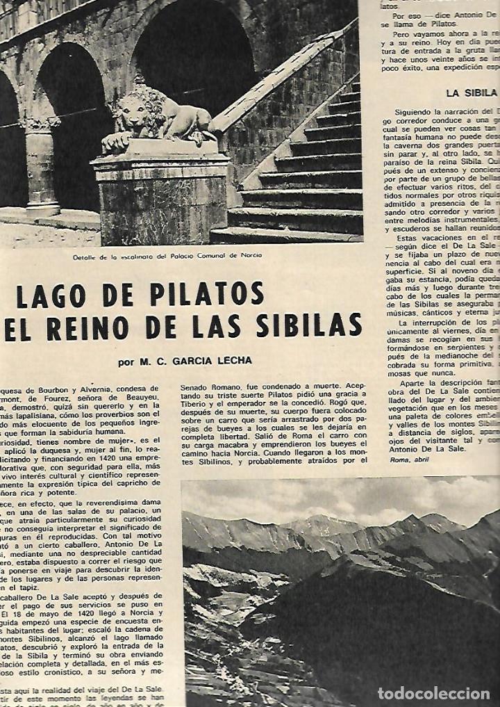 Coleccionismo de Revista Destino: ÑO 1968 ASESINATO MARTIN LUTERO KING MARAGALL Y LA CRISIS DEL 98 SEAT 850 COUPE SIBILAS LAGO PILATOS - Foto 5 - 11931343