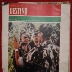 Coleccionismo de Revista Destino: DESTINO 4 MAYO 1974 - PORTUGAL / UNAMUNO-BLANCO WHITE / OLOT / ROSE KENNEDY . Lote 191657722