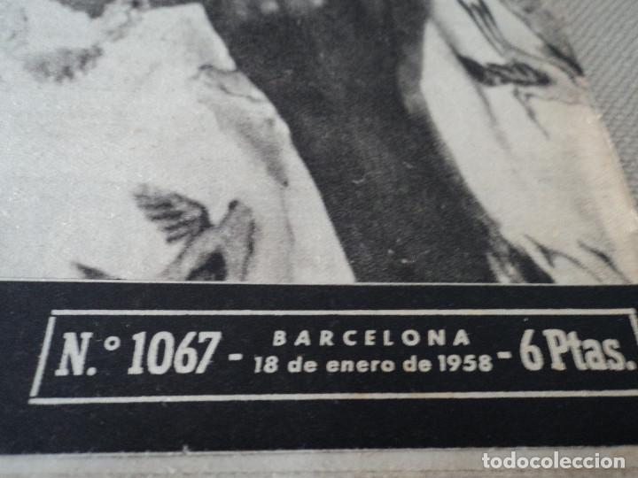 Coleccionismo de Revista Destino: REVISTA DESTINO Nº1067- 1958 carmen martin gaite ver fotos - Foto 2 - 192227192