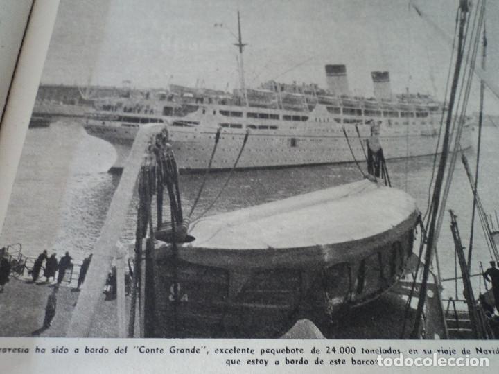 Coleccionismo de Revista Destino: REVISTA DESTINO Nº1067- 1958 carmen martin gaite ver fotos - Foto 3 - 192227192