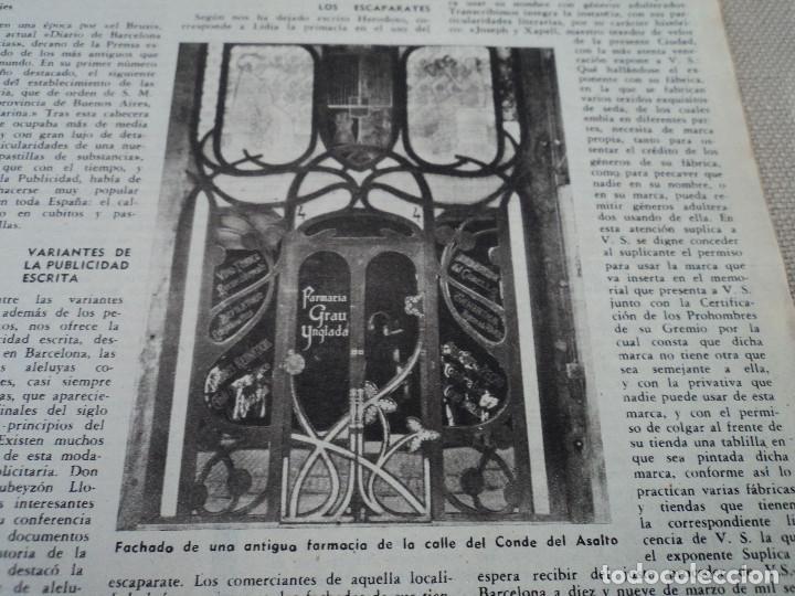 Coleccionismo de Revista Destino: REVISTA DESTINO Nº1067- 1958 carmen martin gaite ver fotos - Foto 4 - 192227192