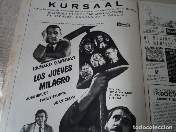Coleccionismo de Revista Destino: REVISTA DESTINO Nº1067- 1958 carmen martin gaite ver fotos - Foto 7 - 192227192