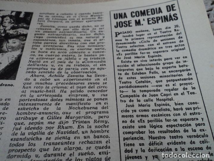 Coleccionismo de Revista Destino: REVISTA DESTINO Nº1067- 1958 carmen martin gaite ver fotos - Foto 12 - 192227192