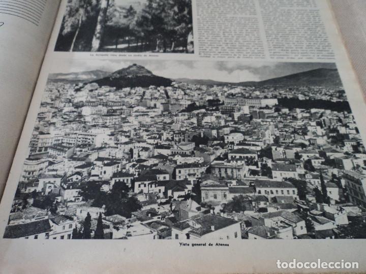 Coleccionismo de Revista Destino: REVISTA DESTINO Nº 986- 1956 LA GRECIA DE NUESTROS DIAS, ver fotos - Foto 3 - 192227560