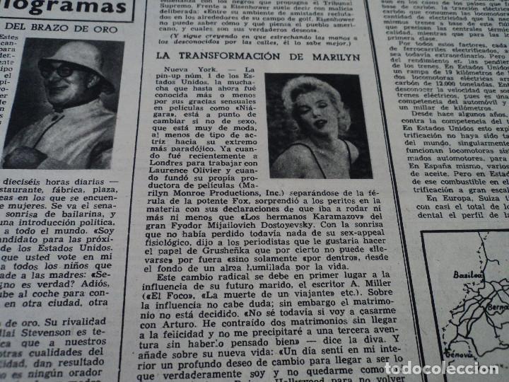 Coleccionismo de Revista Destino: REVISTA DESTINO Nº 986- 1956 LA GRECIA DE NUESTROS DIAS, ver fotos - Foto 5 - 192227560