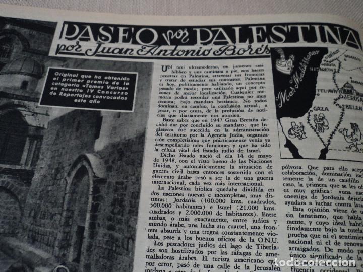 Coleccionismo de Revista Destino: REVISTA DESTINO Nº 986- 1956 LA GRECIA DE NUESTROS DIAS, ver fotos - Foto 7 - 192227560