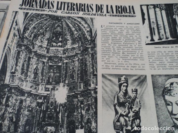 Coleccionismo de Revista Destino: REVISTA DESTINO Nº 986- 1956 LA GRECIA DE NUESTROS DIAS, ver fotos - Foto 10 - 192227560