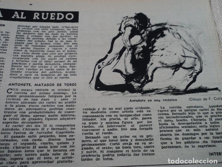 Coleccionismo de Revista Destino: REVISTA DESTINO Nº 986- 1956 LA GRECIA DE NUESTROS DIAS, ver fotos - Foto 14 - 192227560