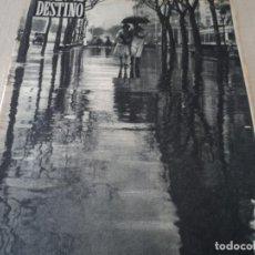 Coleccionismo de Revista Destino: REVISTA DESTINO Nº 915- 1955 RASTVOROV SERVICIO SECRETO SOVIETICO , VER FOTOS. Lote 192227936