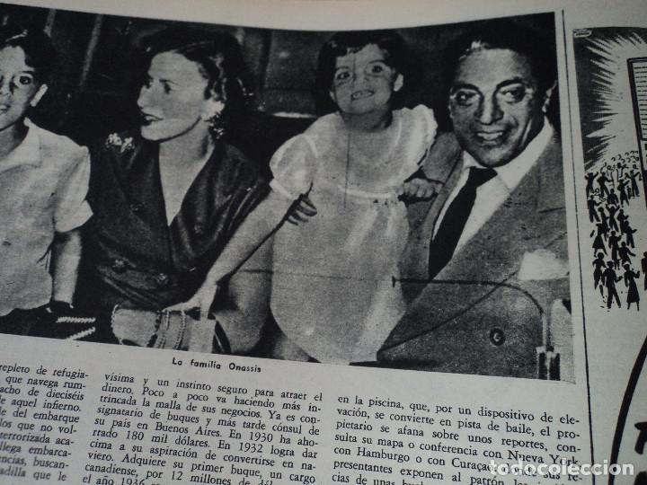 Coleccionismo de Revista Destino: REVISTA DESTINO Nº 915- 1955 RASTVOROV SERVICIO SECRETO SOVIETICO , ver fotos - Foto 5 - 192227936
