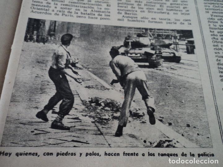Coleccionismo de Revista Destino: REVISTA DESTINO Nº 915- 1955 RASTVOROV SERVICIO SECRETO SOVIETICO , ver fotos - Foto 7 - 192227936