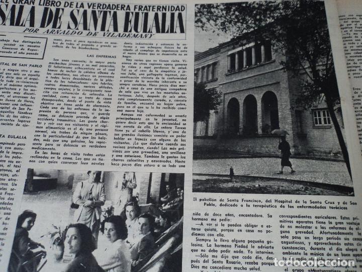 Coleccionismo de Revista Destino: REVISTA DESTINO Nº 915- 1955 RASTVOROV SERVICIO SECRETO SOVIETICO , ver fotos - Foto 9 - 192227936