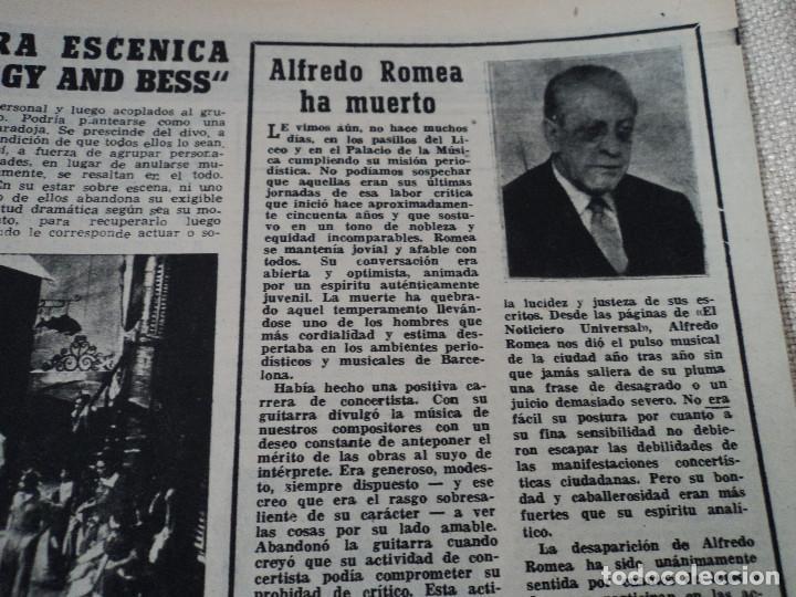 Coleccionismo de Revista Destino: REVISTA DESTINO Nº 915- 1955 RASTVOROV SERVICIO SECRETO SOVIETICO , ver fotos - Foto 13 - 192227936