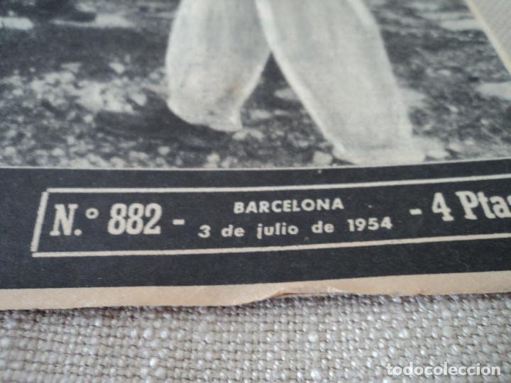 Coleccionismo de Revista Destino: REVISTA DESTINO Nº 882- 1954 TERMINÓ LA GUERRA EN GUATEMALA, ver fotos - Foto 2 - 192240647