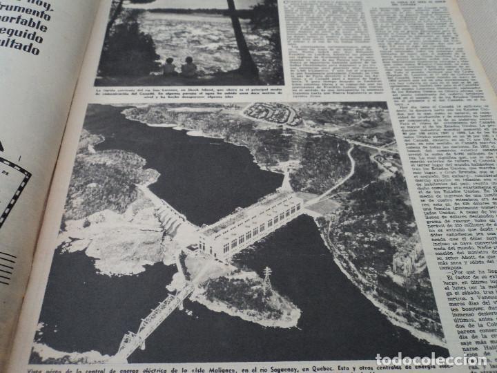 Coleccionismo de Revista Destino: REVISTA DESTINO Nº 882- 1954 TERMINÓ LA GUERRA EN GUATEMALA, ver fotos - Foto 3 - 192240647